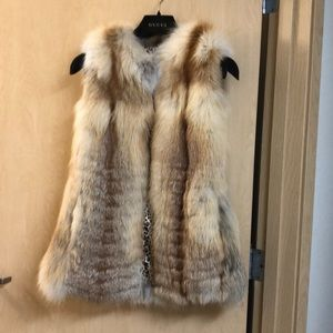 •LOW PRICE MAKE OFFER• $1500 RETAIL FOX GILET VEST